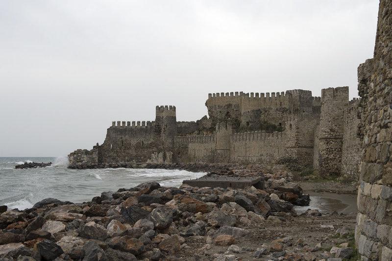 Anamur Castle March 2013 8565.jpg