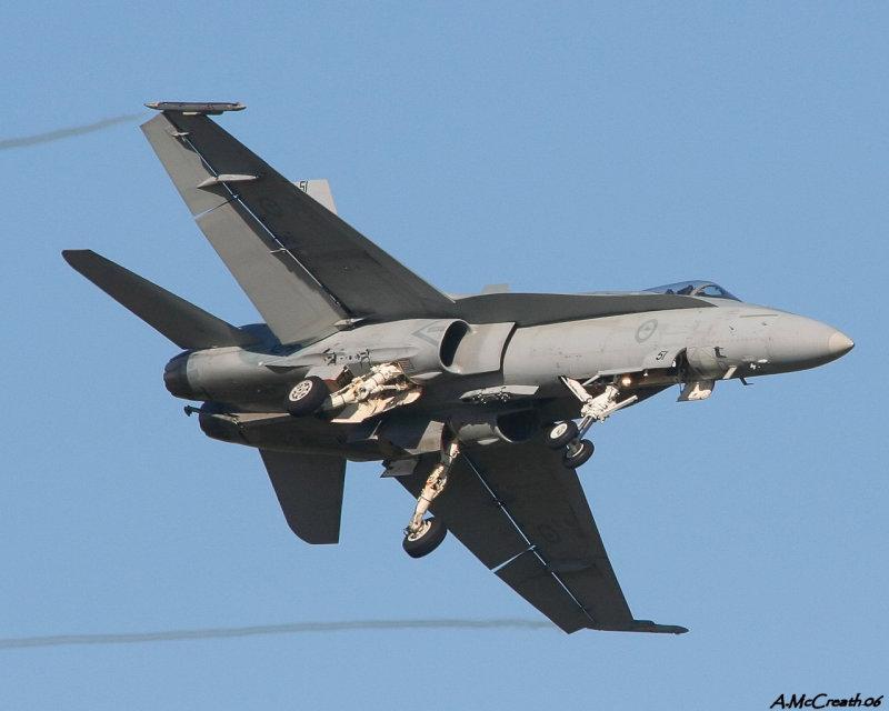 RAAF Hornets WLM 27 Jun 06