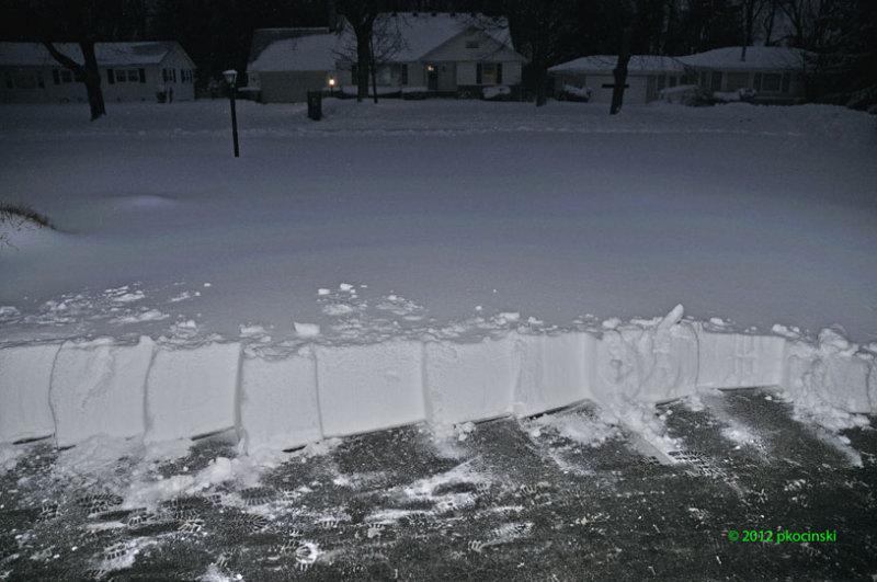 Boy Did We Get Snow!