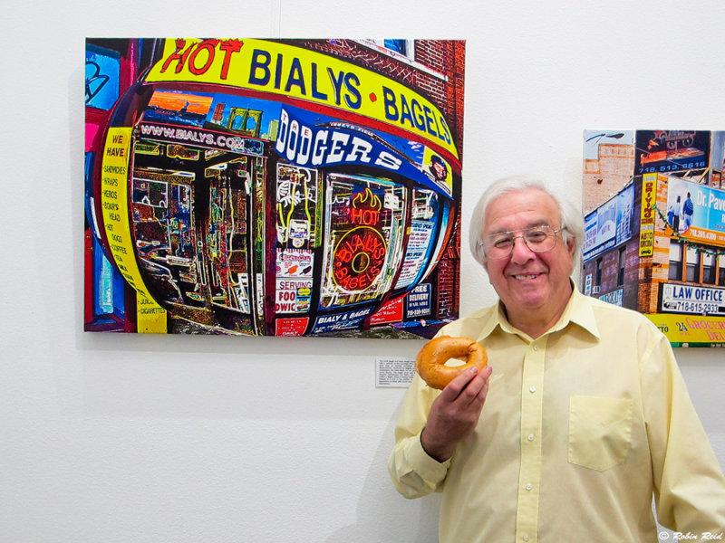 Irv Lefberg Exhibit