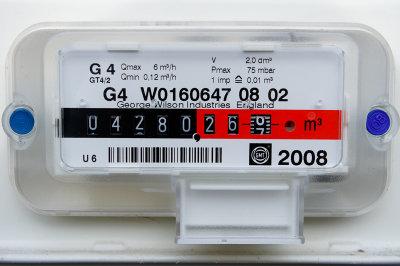 14 April: Gas Meter