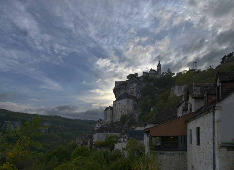rocamadour in the Quercy