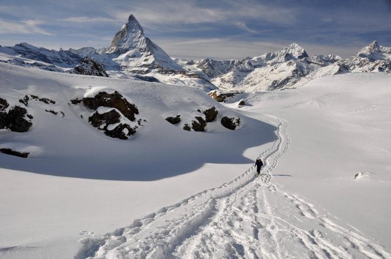 Hike from Gornergrat (Zermatt)