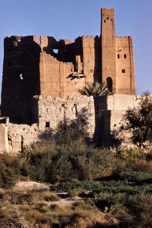 1960 - Manah Fort - ScanOman229