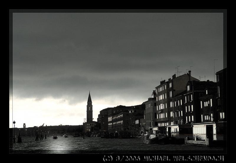 Venice, Fondamenta Nuove
