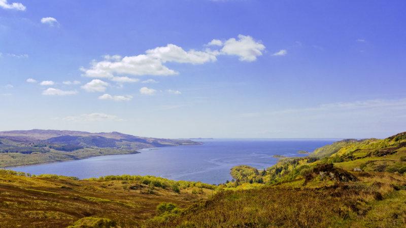 Loch Kilisport or Caolisport