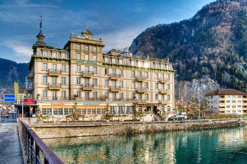 Hotel Central, Interlaken