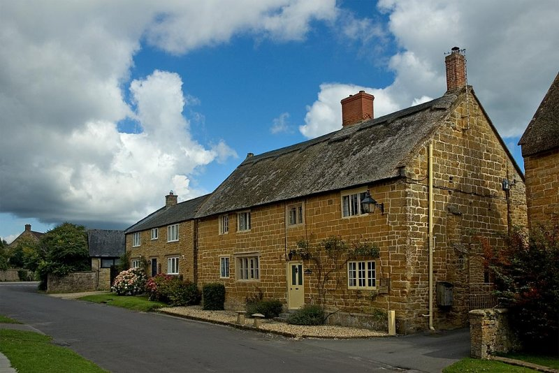 Tetts Farm, Hinton St. George, Somerset