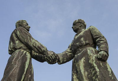 Soviet-Hungarian Friendship Memorial