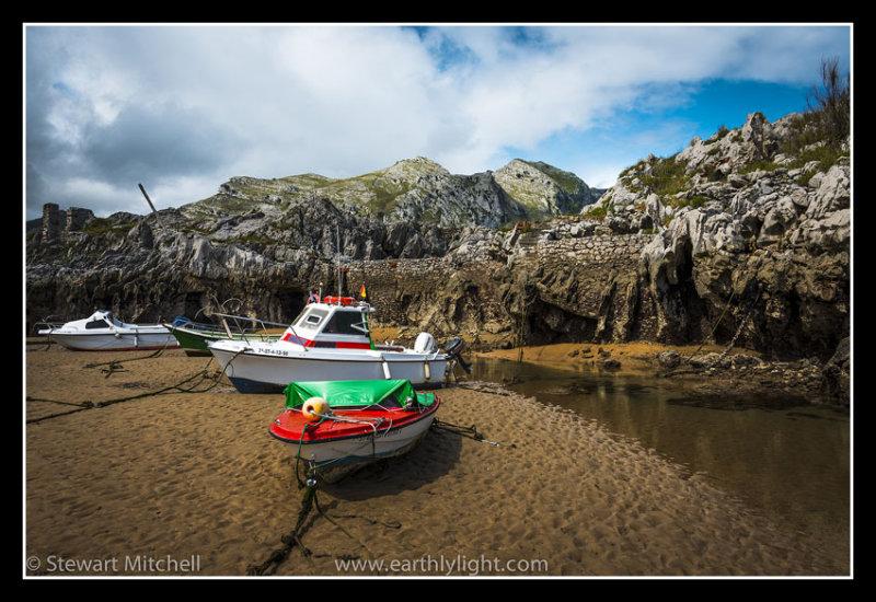 Islares Harbour