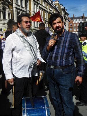 Interview with Massoud Shadjareh