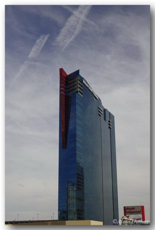 The Hilton Grand Vacation.