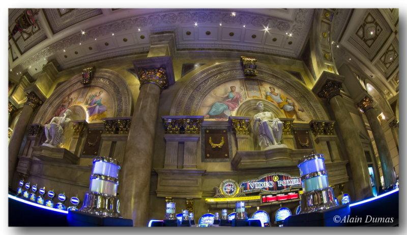 Casino section.