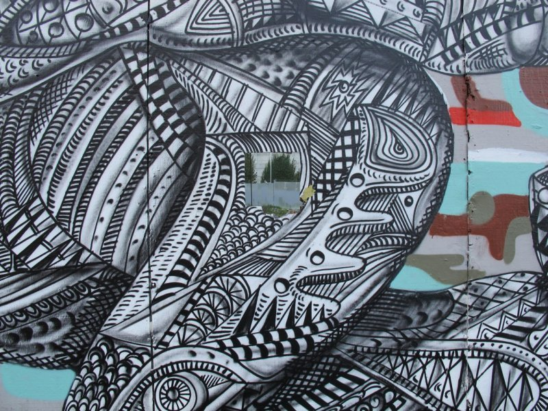 Mid Market Street Art