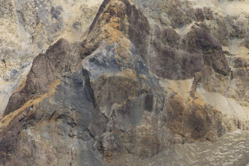 Mutnovsky vulcano