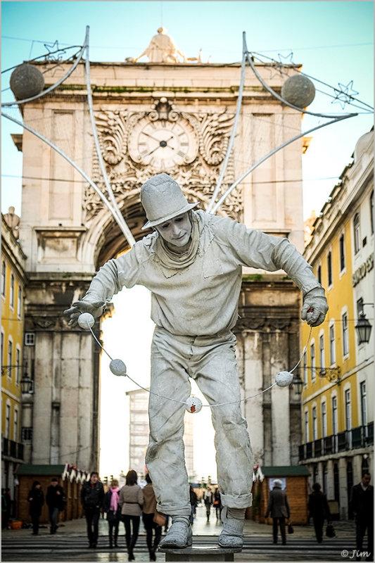 Lisboa Street Artist