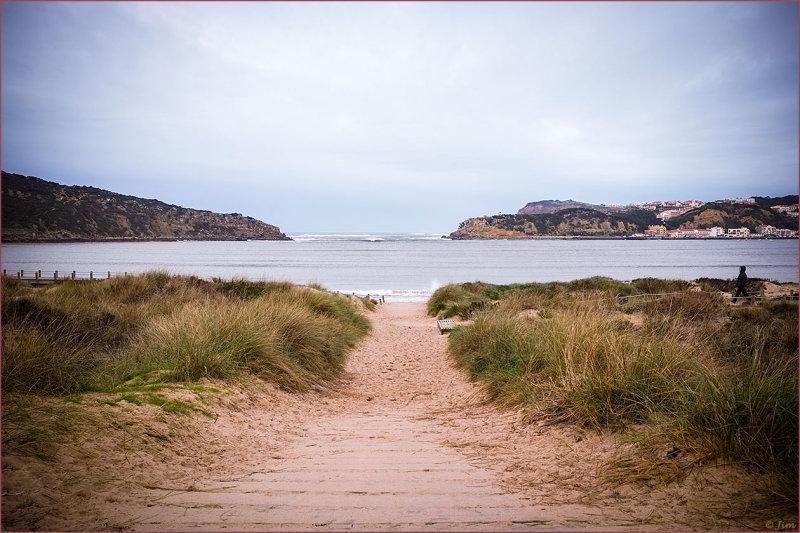 Bay Of Sao Martinho Do Porto