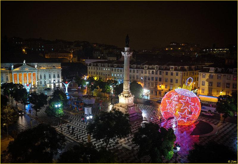 Lisbon, New Years Eve
