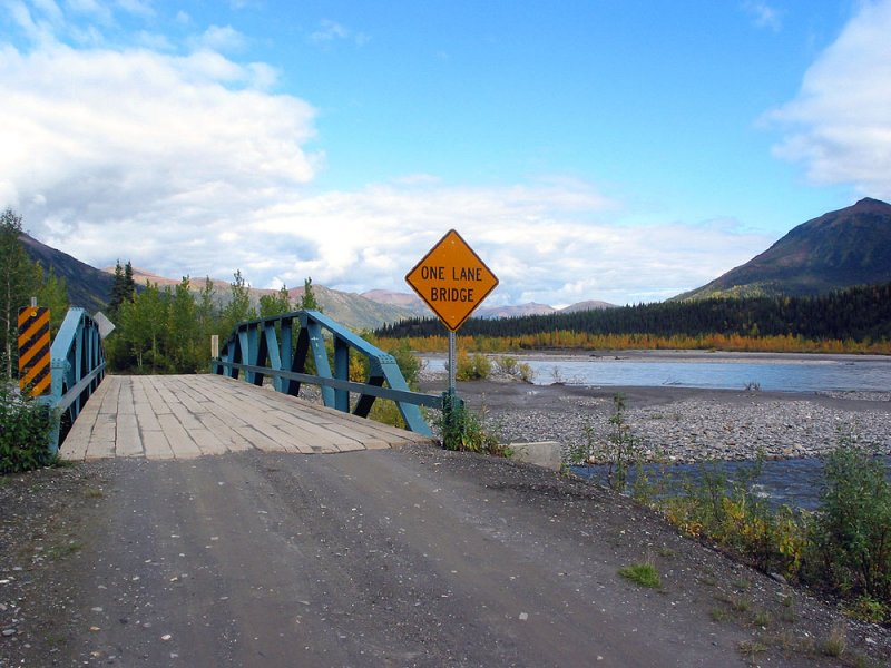 Wiseman bridge