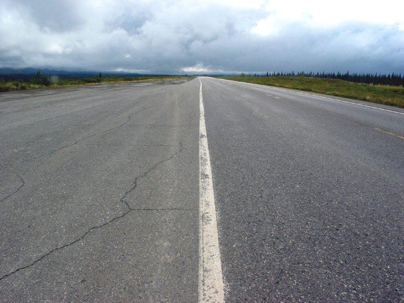 Parks Highway - mile 195