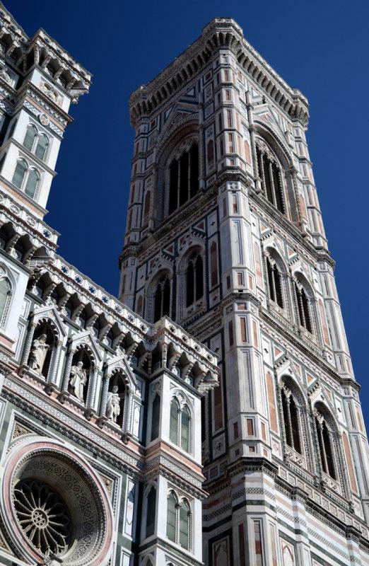 Campanile de Giotto - Florence, Italy
