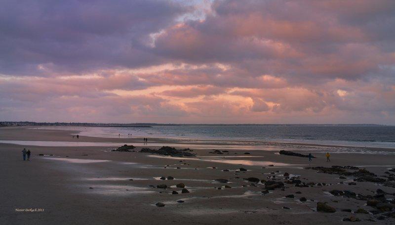 Well Beach Maine USA