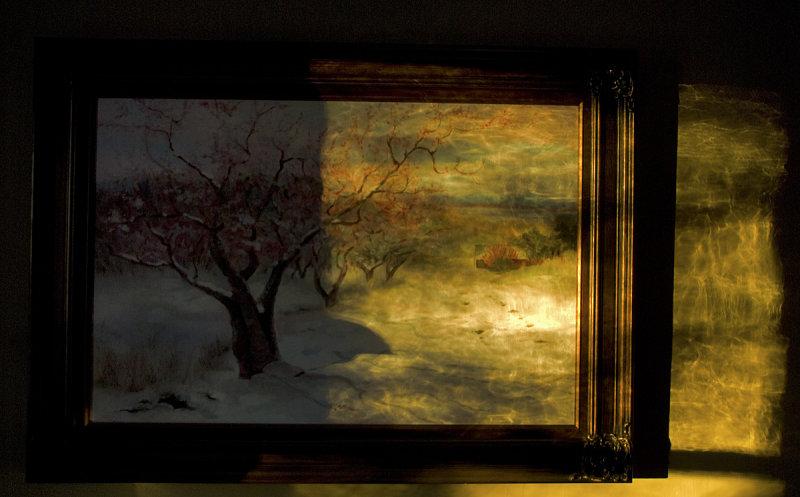 Sunlit Painting