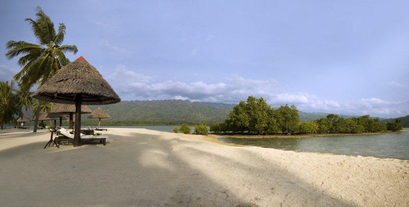 Badian Island, Philippines