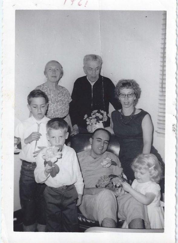 New photo of 7 Knapp JUNE 1961 Oak Knoll Hospital
