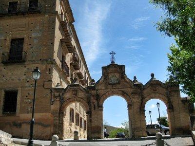 Granada. Abadia del Sacromonte