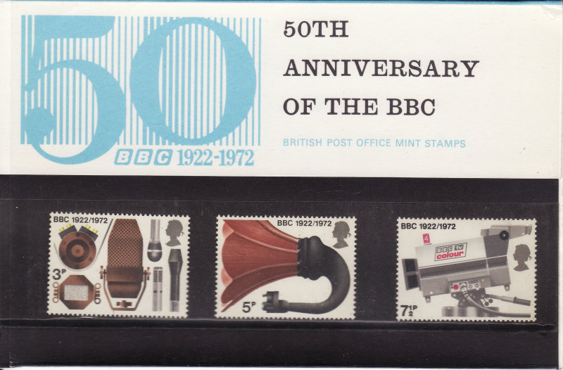 50 years of the BBC