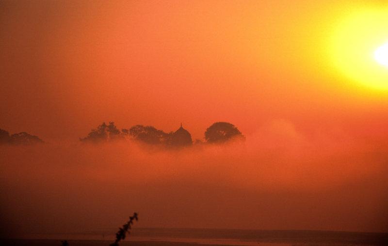 Taj Sunrise on Film