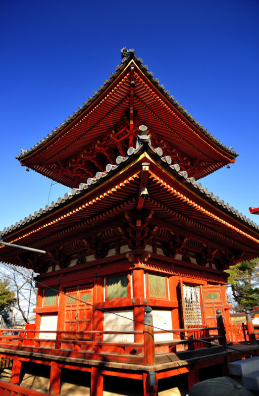 Two Storey Pagoda