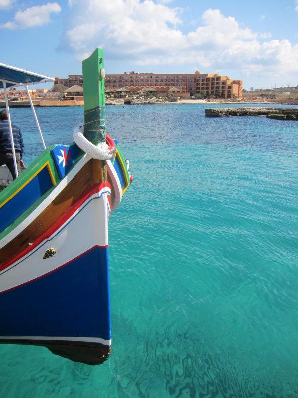 Malta - Marfa Bay