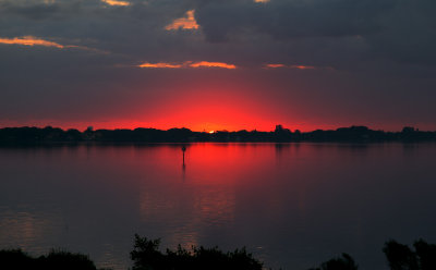 Pineda Sunrise 27 Nov 12