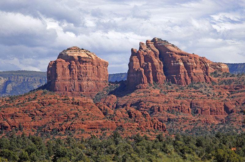 Cathedral Rock, Red Rock State Park