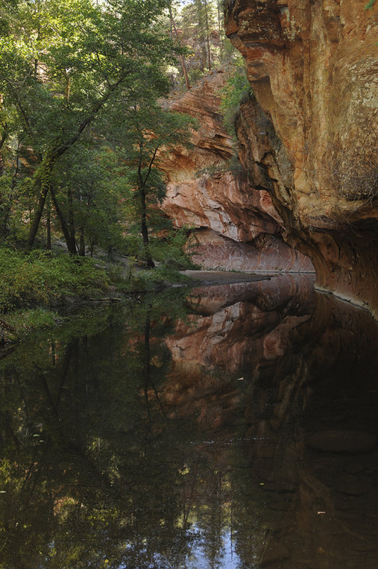 Red Rock Secret Mountain Wilderness Area