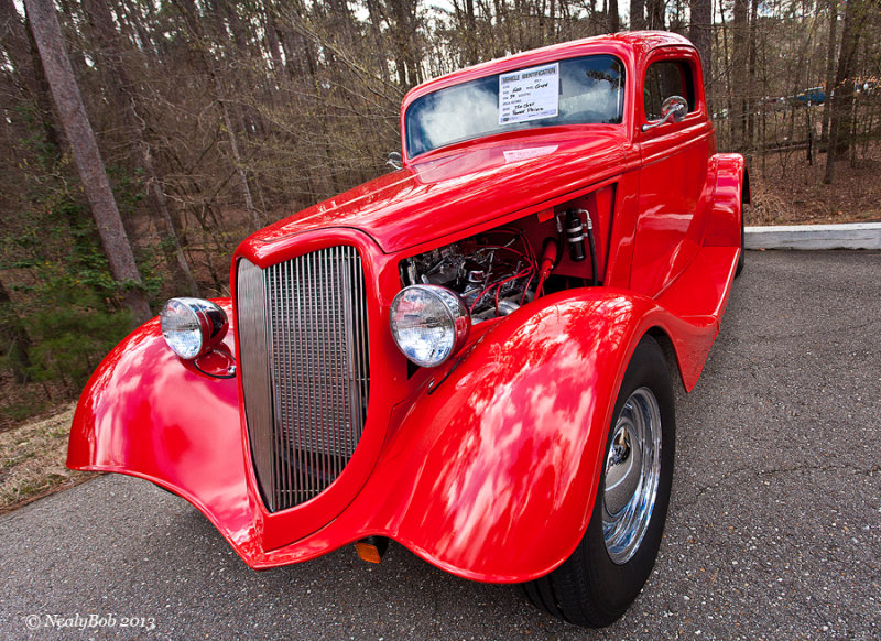 Classic Ford March 22