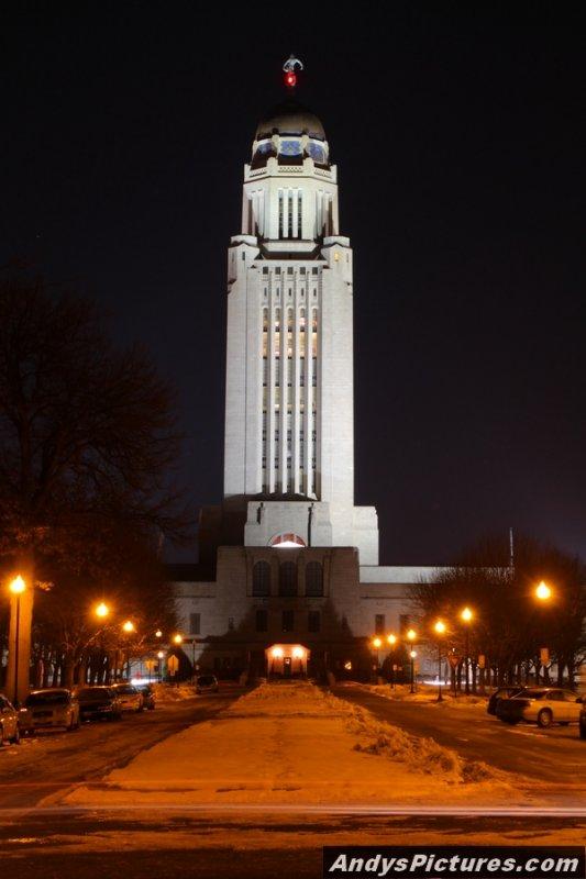 Nebraska State Capitol - Lincoln