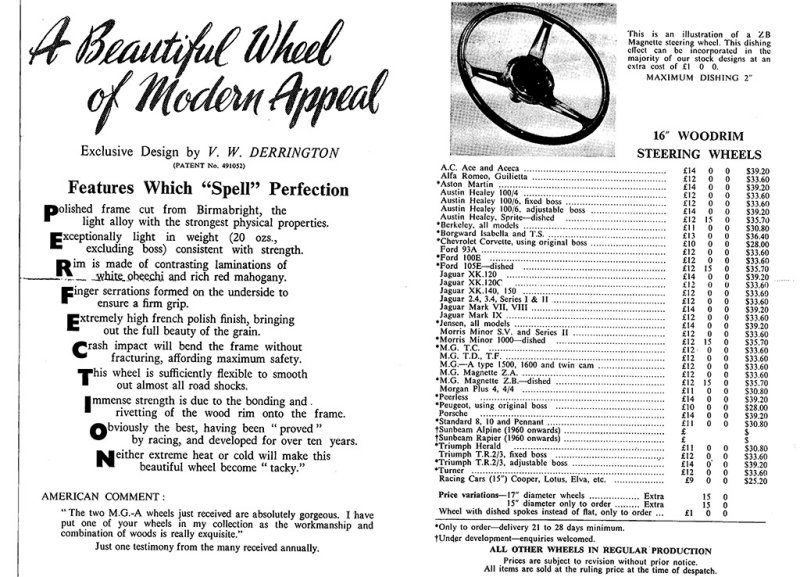 Early Advertisement