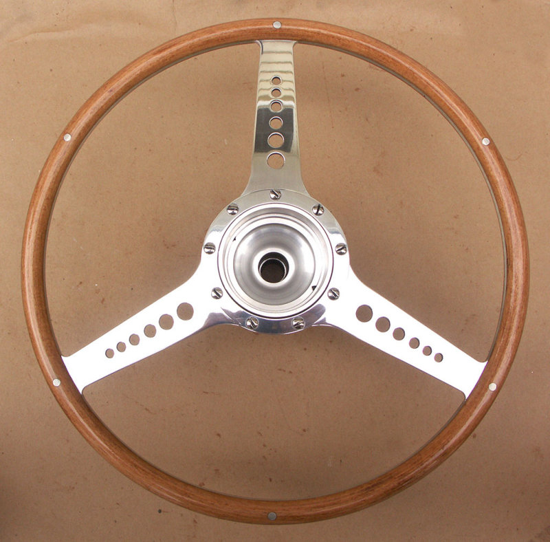 100S - 16  with later style bent spiral rim - $405