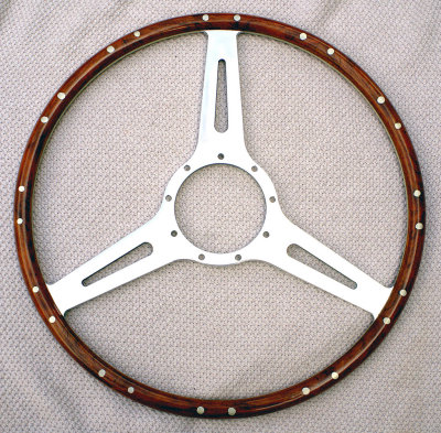 Le Mans 16 segmented rim as original - $445