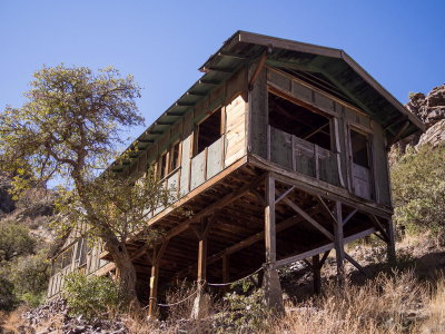 Boyd Sanatorium, Kitchen and Dining Hall