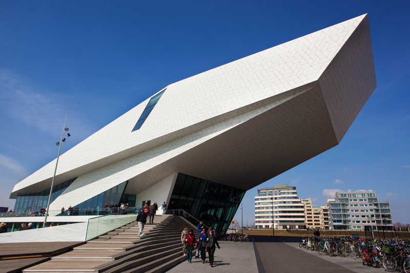 Eye Filmmuseum - Amsterdam
