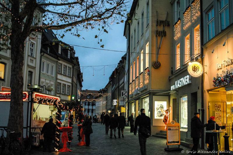 Weihnachtlichtes Bamberg