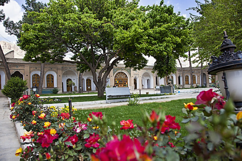 Ghaleh Vaali (Rulers Castle)