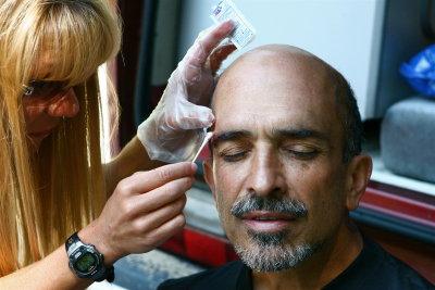Lisa Bliss fixes <br>Jamshid Khajavi</br>