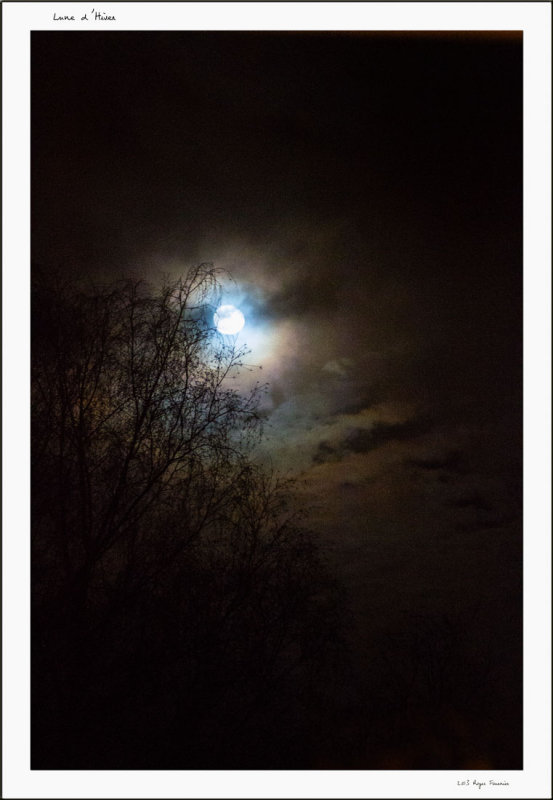 Lune dhiver
