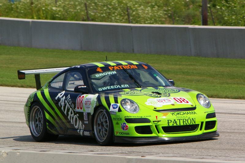 22ND 5-CHAL ED BROWN/BILL SWEEDLER  Porsche 997 GT3 Cup