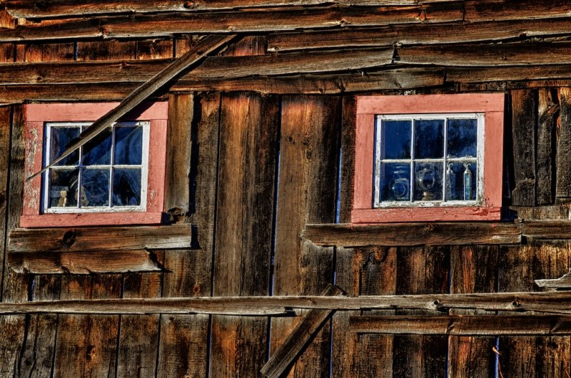 An old barn in Wolfeboro NH.